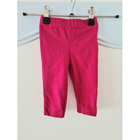 Pantalon GÉMO Rose, fuschia, vieux rose