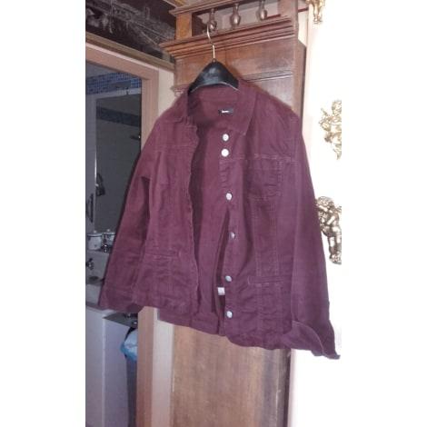 Tailleur pantalon BURTON Rouge, bordeaux