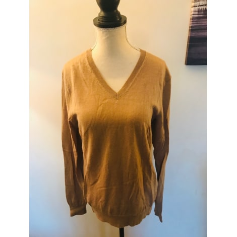 Pull UNIQLO Marron