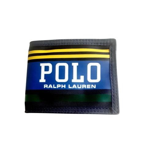 Geldbeutel RALPH LAUREN Blau, marineblau, türkisblau