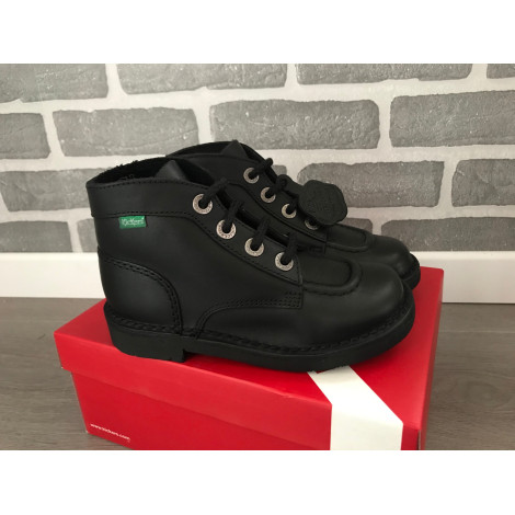 Ankle Boots KICKERS Black