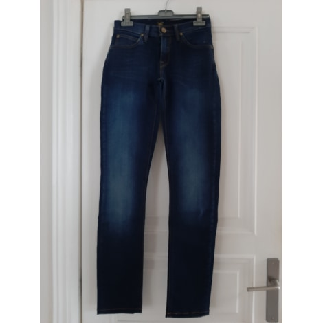 Jeans slim LEE Bleu, bleu marine, bleu turquoise