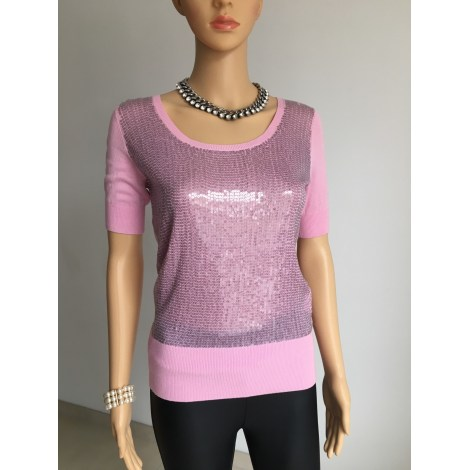 Pull WHO'S WHO Rose, fuschia, vieux rose