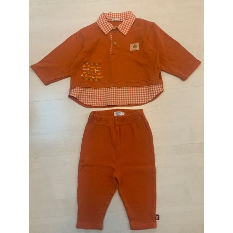 Ensemble & Combinaison pantalon CAMAIEU Orange