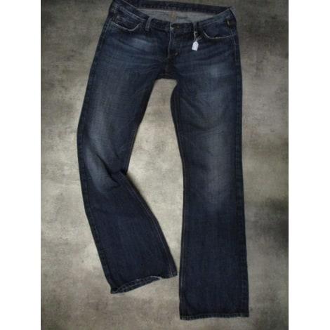 Jeans évasé, boot-cut MELTIN' POT Bleu, bleu marine, bleu turquoise