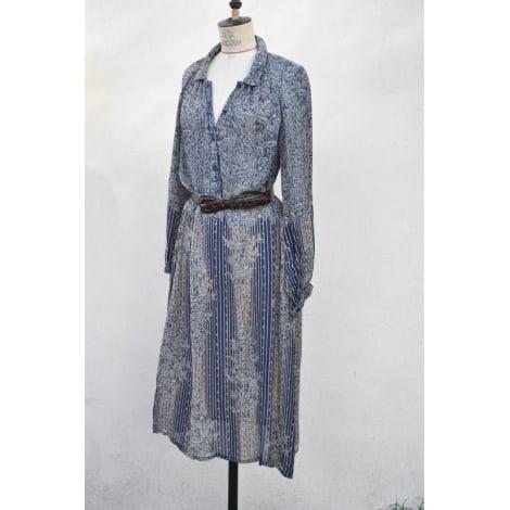 Robe longue CAROLINE ROHMER Multicouleur