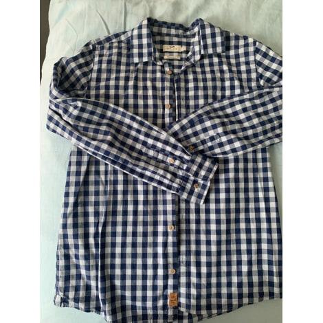 Shirt CYRILLUS Blue, navy, turquoise