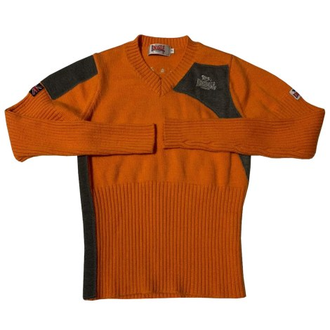 Pull LONSDALE Orange