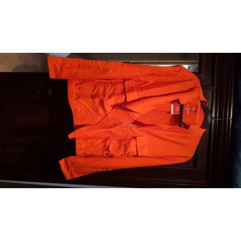 Veste CAPTAIN TORTUE Orange