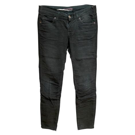 Jeans slim VANESSA BRUNO Bleu, bleu marine, bleu turquoise