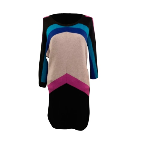 Robe mi-longue BCBG MAX AZRIA Multicouleur