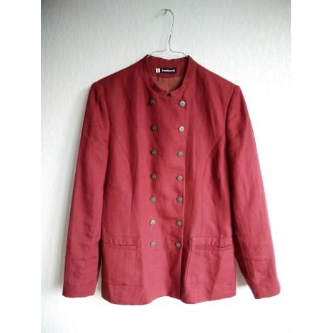 Blazer, veste tailleur CACHAREL Rouge, bordeaux