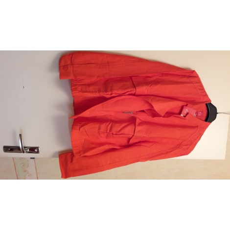 Veste CAPTAIN TORTUE Orange