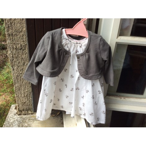 Robe JEAN BOURGET Gris, anthracite