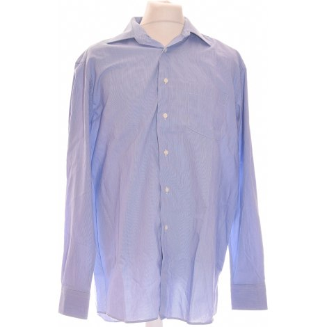 Shirt PIERRE CARDIN Blue, navy, turquoise