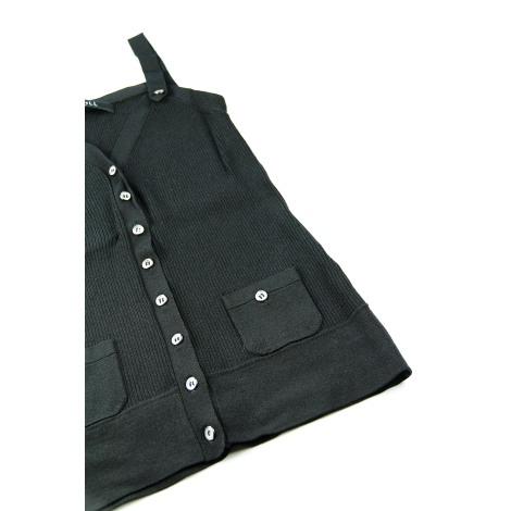 Top, tee-shirt CAROLL Noir