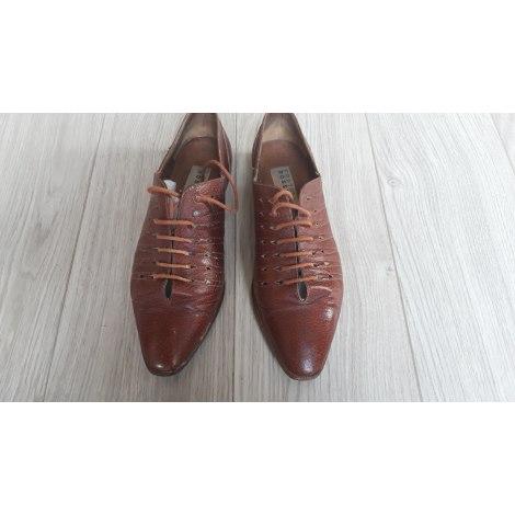 Chaussures à lacets  FRATELLI ROSSETTI Marron