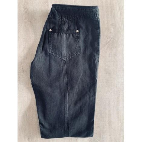 Pantalon droit VOODOO Noir