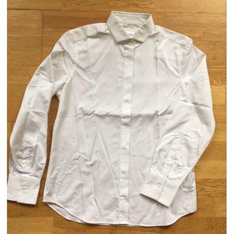 Chemise ALAIN FIGARET Blanc, blanc cassé, écru