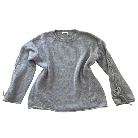 Pull SEE BY CHLOE Gris, anthracite