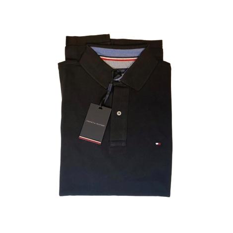 Polo TOMMY HILFIGER Noir