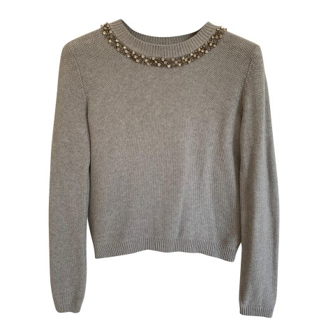 Pull PINKO Gris, anthracite