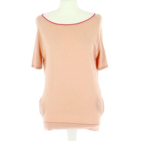 Top, tee-shirt MAJE Rose, fuschia, vieux rose