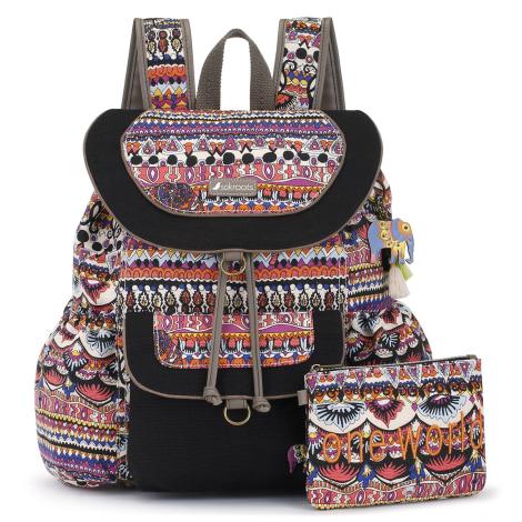 Backpack SAKROOTS Multicolor