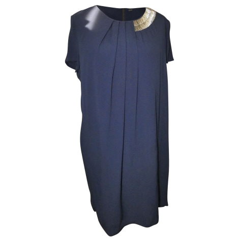 Robe courte IKKS Bleu, bleu marine, bleu turquoise