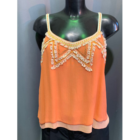 Top, tee-shirt BLINK Orange