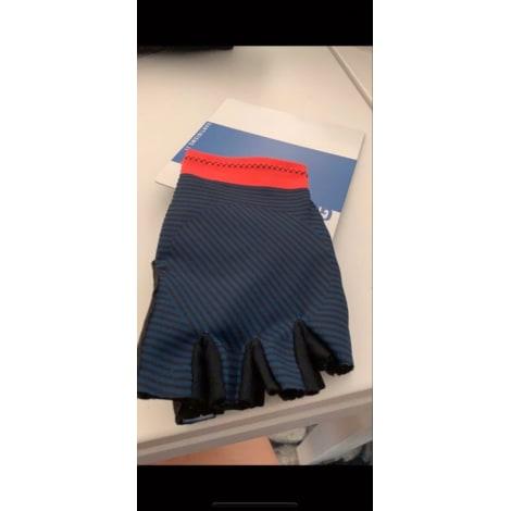 Handschuhe SANTINI Blau, marineblau, türkisblau