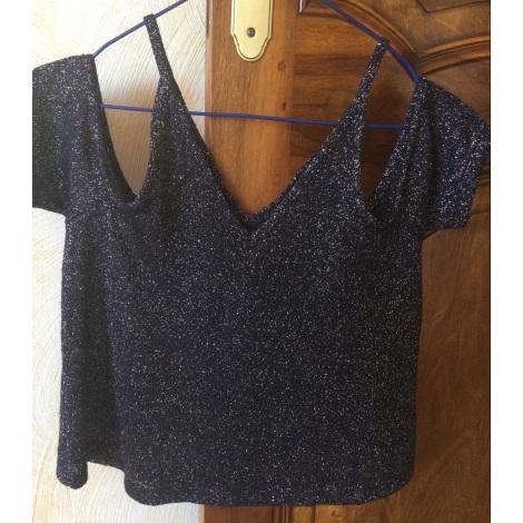 Top, tee-shirt JENNYFER Bleu, bleu marine, bleu turquoise