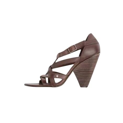 Sandales à talons DIESEL Moka