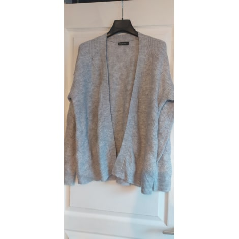 Gilet, cardigan IN EXTENSO Gris, anthracite