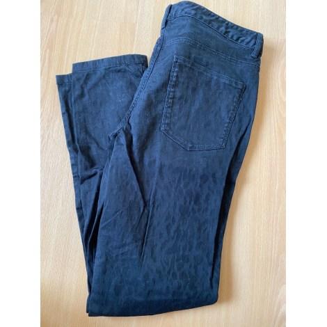 Jeans slim MASSIMO DUTTI Noir