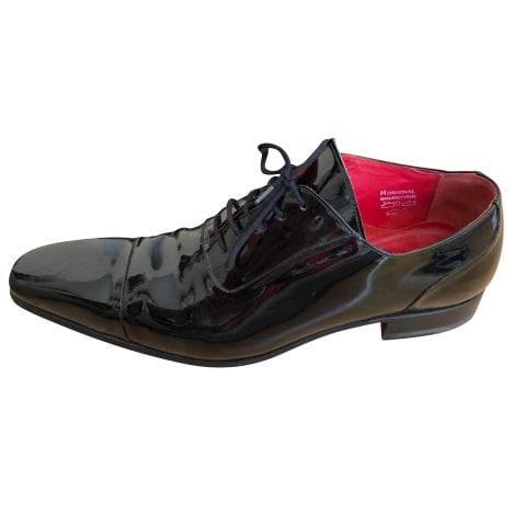 Chaussures à lacets GÉRARD SÉNÉ Noir