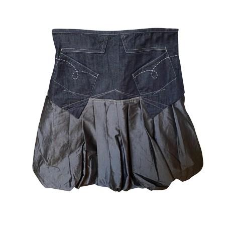 Anzug, Set für Kinder, kurz MARITHÉ ET FRANÇOIS GIRBAUD Denim et gris