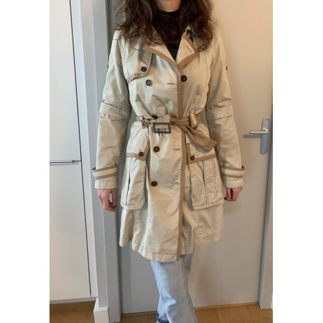 Imperméable, trench MAX & CO Beige, camel