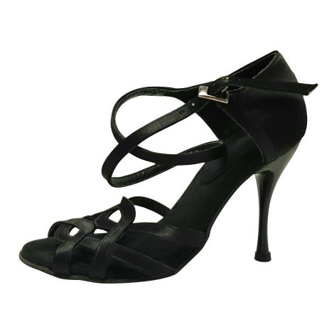 Chaussures de danse  LEONARD Noir