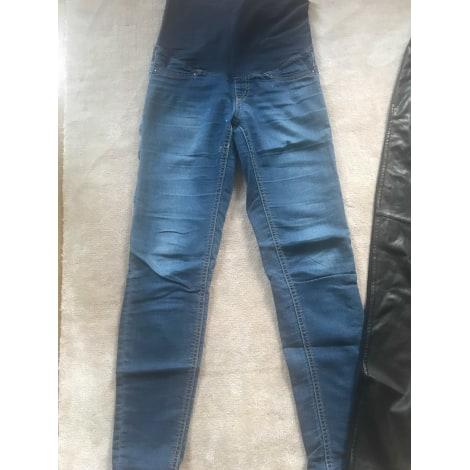 Pantalon slim, cigarette ENVIE DE FRAISES Noir