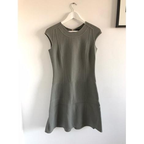 Robe mi-longue APOSTROPHE Vert