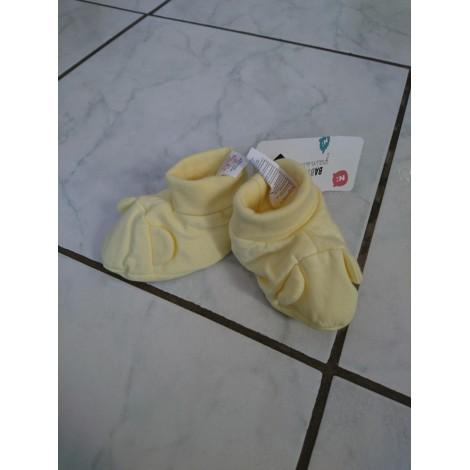 Slippers GRAIN DE BLÉ Yellow