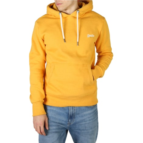 Sweat SUPERDRY Jaune
