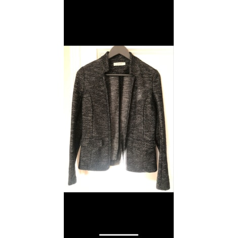 Blazer, veste tailleur PROMOD Gris, anthracite