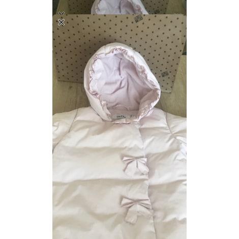 Down Jacket BABY DIOR Pink, fuchsia, light pink