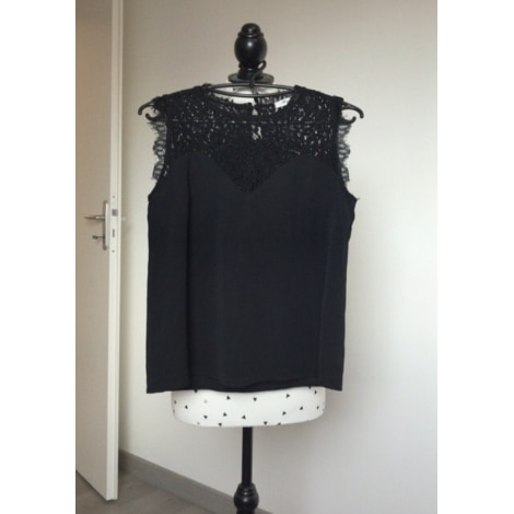 Top, tee-shirt MAJORICA Noir