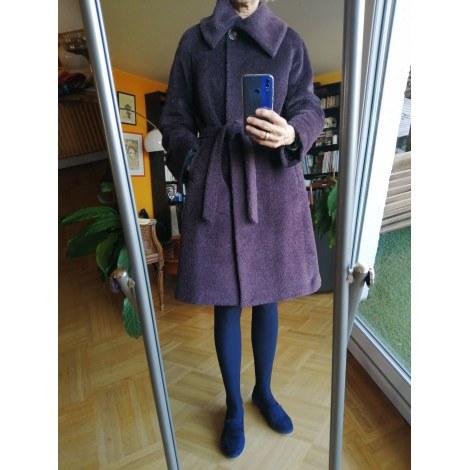 Manteau RODIER Violet, mauve, lavande