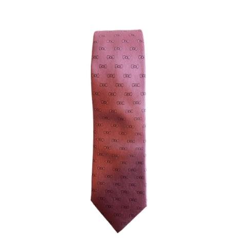 Cravate EDEN PARK Rose, fuschia, vieux rose