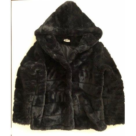 Manteau BEL AIR Noir