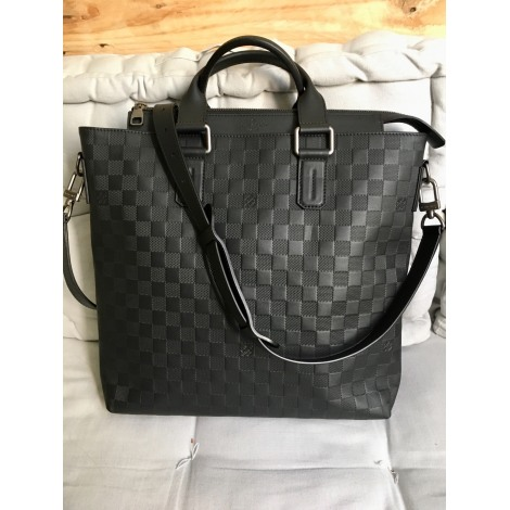 Shopper LOUIS VUITTON Schwarz
